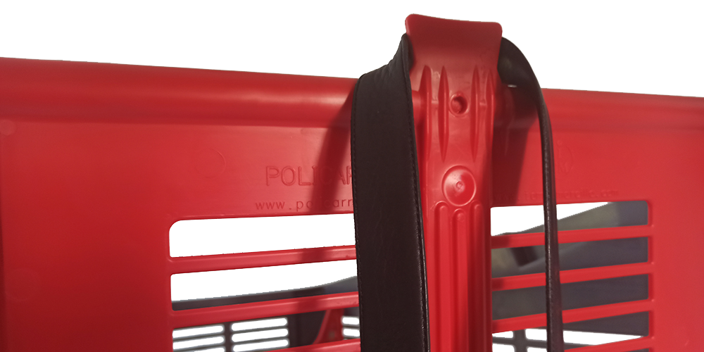 Polycart is the largest manufacturer of plastic shopping trolley in the world thanks to its large catalogue of models and high quality finishes
